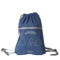 Nicopy กระเป๋าผ้าสะพายหลัง (สีน้ำเงิน) รุ่น NCP-BG-020002-DB