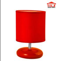 House Worth โคมไฟตั้งโต๊ะ สีแดง รุ่น HW-AT12309