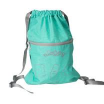 Nicopy กระเป๋าผ้าสะพายหลัง (สีเขียว) รุ่น NCP-BG-020002-GR