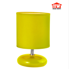 House Worth โคมไฟตั้งโต๊ะ สีเขียว รุ่น HW-AT12309