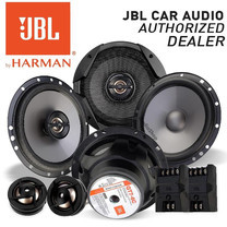 JBL **เซ็ตสุดคุ้ม** สินค้าขายดี JBL GT7-6+GT7-6C ลำโพงแกนร่วมติดรถยนต์ 1คู่ + ลำโพงแยกชิ้นติดรถยนต์ 1คู่
