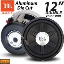 JBL ซับวูฟเฟอร์, ซับ, ซับเบส, ซับเหล็กหล่อ, ซับโครงหล่อ, ซับ12นิ้ว เหล็กหล่อ วอยส์คู่ แม่เหล็ก1ชั้น JBL-GTO1214D จำนวน 1คู่