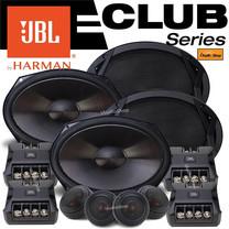 JBL CLUB SERIES ลำโพง, ลำโพง6x9แยกชิ้น, ลำโพงติดรถยนต์, ลำโพง6x9แยกชิ้นติดรถยนต์, เครื่องเสียงรถยนต์ เจบีแอล JBL CLUB9600C จำนวน 2คู่