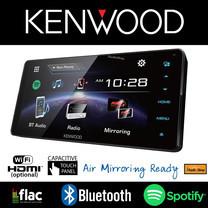 KENWOOD DDX-717WBT วิทยุติดรถยนต์ จอ 2 DIN หน้าจอ WIDE ขนาด 7 นิ้ว