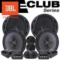 JBL CLUB SERIES ลำโพง, ลำโพงแยกชิ้น, ลำโพงติดรถยนต์, ลำโพงแยกชิ้นติดรถยนต์, เครื่องเสียงรถยนต์ เจบีแอล JBL CLUB6500C จำนวน 2คู่