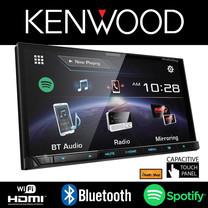 KENWOOD DDX-7017BT วิทยุติดรถยนต์ จอ 2 DIN