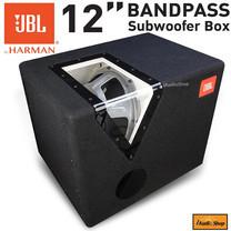 JBL ซับวูฟเฟอร์ ซับ12นิ้ว พร้อมตู้แบนพาส GT-12BP BAND PASS SUBWOOFER ปริมาตรลงตัว เสียงเบสหนักแน่น ลอยไกล