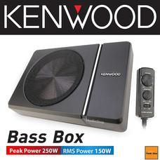 KENWOOD ซับบ็อกซ์ เบสบ็อกซ์ SUB BOX ขนาด 8 นิ้ว KSC-PSW8