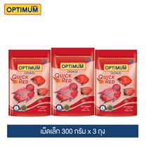 ออพติมั่ม ปลาหมอสี (เม็ดเล็ก) 300 กรัม (แพ็ค3) / Optimum Cichild (Kibble S) 300g. (3Packs)