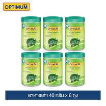 ออพติมั่ม อาหารเต่า 40 กรัม (แพค 6 ถุง) / Optimum Turtle 40g (Pack 6)