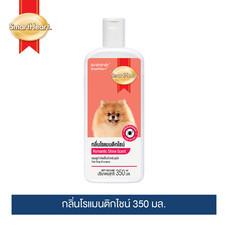 สมาร์ทฮาร์ท แชมพูกำจัดเห็บสำหรับสุนัข กลิ่นโรแมนติกไชน์ ขนาด 350 มล. /SmartHeart Tick Dog Shampoo Romantic Shine Scent 350 ML.
