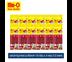 มีโอ ครีมมี่ ทรีต รสทูน่า-มะเขือเทศ ขนาด 15 กรัม x 4 ซอง(12แพ็ค) / Me-O Cat Creamy Treats Tuna & Tomato Flavor 15g.x4x12