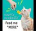 มีโอ ครีมมี่ ทรีต รสโบนิโตะ 15 กรัม x 20 ซอง (1 แพค) / Me-O Cat Creamy Treats Bonito 15gx20 (1 pack)
