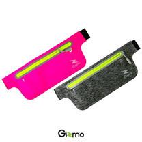 Gizmo กระเป๋าคาดอก คาดเอว กระเป๋าวิ่ง แท้ 100% กระเป๋าออกกำลังกาย เบา มีรูใส่หูฟัง Running Bag รุ่น GG-004 (พร้อมส่งทันที)