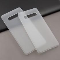 (ลดพิเศษ) Gizmo เคสซัมซุง รุ่น Ultra Thin Matter สำหรับ S10 สีขาวขุ่น
