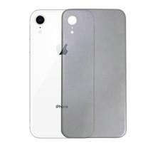 Gizmo เคสไอโฟน รุ่น Ultra Thin Matter GZ010 สำหรับ iPhone XR สีชา