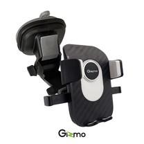 Gizmo Car Holder Auto lock ที่วางมือถือในรถยนต์ แท่นวางโทรศัพท์ในรถ กาวเหนียว ดีไซน์สวย GH-033