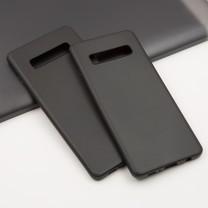 (ลดพิเศษ) Gizmo เคสซัมซุง รุ่น Ultra Thin Matter สำหรับ S10+ สีดำทึบ