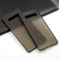 Gizmo เคสซัมซุง รุ่น Ultra Thin Matter สำหรับ S10+ สีชา