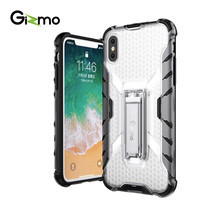 Gizmo เคส iPhone Fusion Strong X Case For iPhone XS, iPhone XS Max, iPhone XR รุ่น GZ001