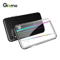 Gizmo Rainbow Case เคสใสดีไซน์สวยสะท้อนแสง เคสใส เคสสีรุ้ง เคส iPhone เคส Huawei รุ่น GZ-006