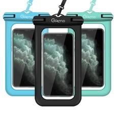 Gizmo ซองกันน้ำ หมุดล็อคอย่างดี ของแท้ ฟรี! สายคล้องคอ+สายรัดแขน (พร้อมส่งทันที) รุ่น GW-004