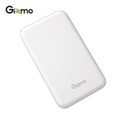 Gizmo Power Bank แบตสำรอง 10000 mAh รุ่น GP-005 แท้ 100% สี White