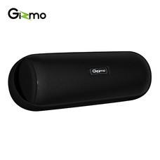 Gizmo ลำโพง ลําโพงบลูทูธ ลำโพงไร้สาย Somho S-327 Portable Stereo Sound Speaker สีดำ