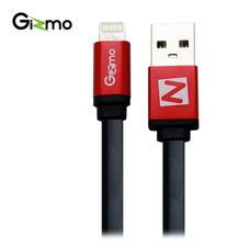 Gizmo Cable IOS สายชาร์จไอโฟน สาย Lightning 2 เมตร รุ่น GU-006-2 - Black