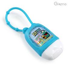 Gizmo เจลแอลกอฮอล์ เจลล้างมือ Mini Care 29ml รุ่น GO-001 สีฟ้า