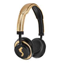Master & Dynamic หูฟังไร้สาย รุ่น MW50 + Michael Jackson Edition Wireless Bluetooth Headphones - Black/Gold MJ