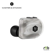 Master & Dynamic หูฟังไร้สาย รุ่น MW07 Plus True Wireless Earphones - White Marble