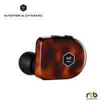 Master & Dynamic หูฟังไร้สาย รุ่น MW07 Plus True Wireless Earphones - Tortoise Shell