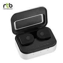 Master & Dynamic หูฟังไร้สาย รุ่น MW07 True Wireless Earphones - Matte Black