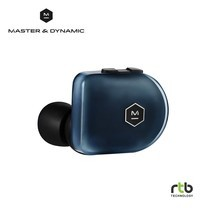 Master & Dynamic หูฟังไร้สาย รุ่น MW07 Plus True Wireless Earphones - Steel Blue