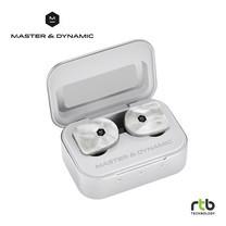 Master & Dynamic หูฟังไร้สาย รุ่น MW07 True Wireless Earphones - White Marble