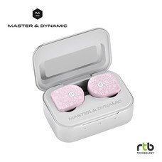 Master & Dynamic หูฟังไร้สาย รุ่น MW07 True Wireless Earphones - Cherry Blossom