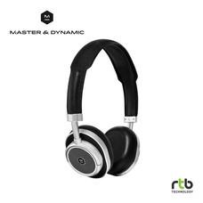 Master & Dynamic หูฟังไร้สาย รุ่น MW50 + Wireless Bluetooth 2-In-1 On-Ear + Over-Ear Headphones - Silver/Black
