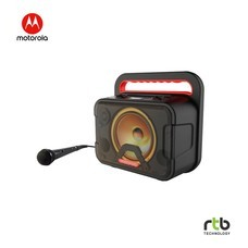 Motorola ลำโพง รุ่น Sonic Maxx 810 Wireless Portable Party Speaker - Black