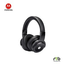 Motorola หูฟังบลูทูธ รุ่น Escape 800 ANC Wireless Active Noise-Cancelling Headphones - Black