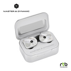 Master & Dynamic หูฟังไร้สาย รุ่น MW07 True Wireless Earphones - White Marble