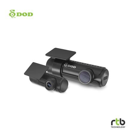 DOD กล้องติดรถยนต์ รุ่น RC500S Dashcam Front/rear Camera