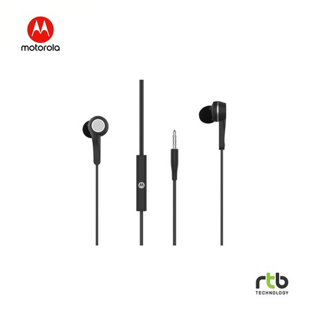 Motorola หูฟัง รุ่น Pace 125 In-Ear Headphone AUX 3.5