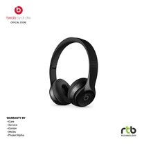 Beats หูฟัง รุ่น Solo3 Wireless On-Ear Headphones - Gloss Black
