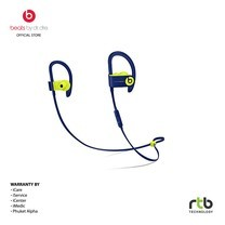 Beats หูฟังไร้สาย รุ่น Powerbeats Wireless Earphones - Beats Pop Collection - Indigo​
