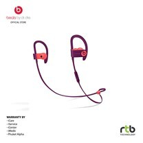 Beats หูฟังไร้สาย รุ่น Powerbeats Wireless Earphones - Beats Pop Collection - Magenta