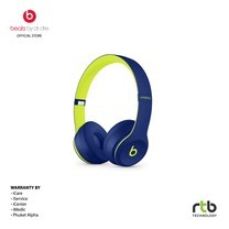 Beats Solo3 Wireless On-Ear Headphones - Beats Pop Collection -  Indig