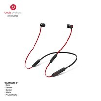 Beats หูฟังไร้สาย รุ่น BeatsX Wireless In-Ear Headphones - Black Red