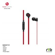 Beats หูฟัง รุ่น Urbeats3 Earphones With 3.5mm Plug - Black Red