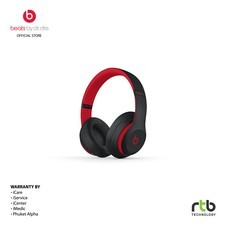Beats หูฟัง รุ่น Studio 3 Wireless Headphone - Black Red